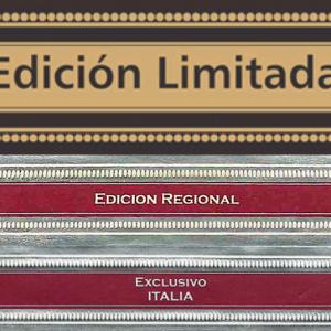 Edizioni Limitate e Regionali